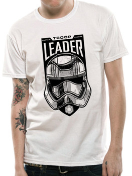Star Wars: The Force Awakens Captain Phasma Troop Leader Official Unisex T-Shirt