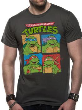 Teenage Mutant Ninja Turtles Official Unsiex T-Shirt
