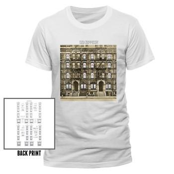 Led Zeppelin Physical Graffiti Official Unisex T-Shirt