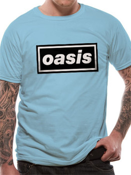 Oasis Definitely Maybe Official Unisex T-Shirt
