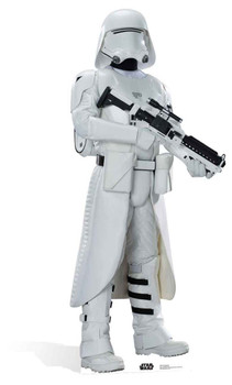 First Order Snowtrooper Star Wars The Force Awakens Cardboard Cutout