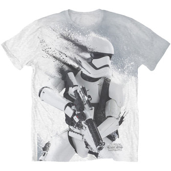 First Order Stormtrooper Star Wars The Force Awakens Sublimation Official T-Shirt