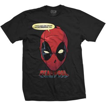 Deadpool Chump Marvel Unisex T-Shirt