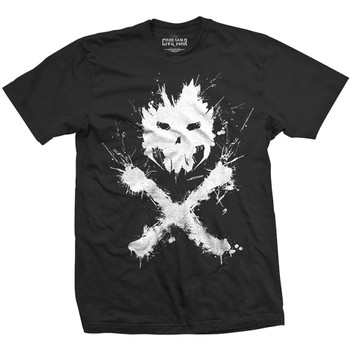 Captain America: Civil War Crossbones Marvel Official Unisex T-Shirt