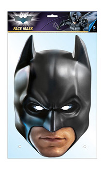 Batman Official DC Comics Card Party Face Mask
