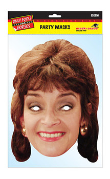 Marlene Official Only Fools and Horses Card Party Face Mask