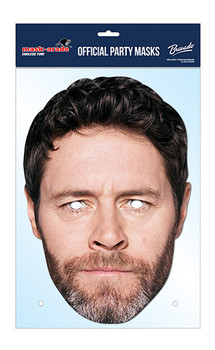 Howard Donald Take That Official Take That Card Party Face Mask