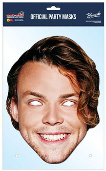 Ashton Irwin 5 Seconds of Summer Card Face Mask