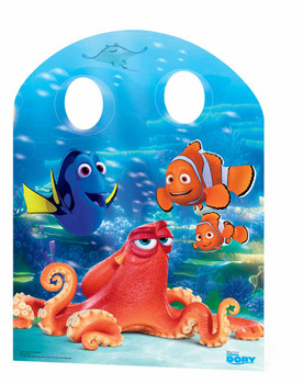 Finding Dory Disney Child Size Cardboard Stand-in Cutout / Standup