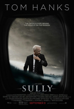 Sully Original Movie Poster Double Sided - Final Style