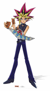 Yami Yugi King of Games Yu - Gi - Oh! Cardboard Cutout / Standee / Standup