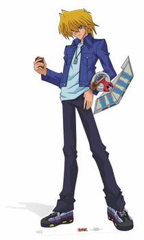 Joey Wheeler Yu - Gi - Oh! Cardboard Cutout / Standee / Standup