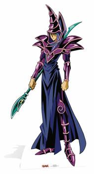 Dark Magician Male Yu - Gi - Oh! Cardboard Cutout / Standee / Standup