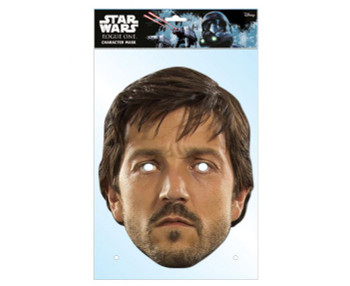 Cassian Andor Rogue One: A Star Wars Story Single 2D Card Party Face Mask
