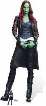 Gamora Guardians of The Galaxy Vol. 2 Cardboard Cutout
