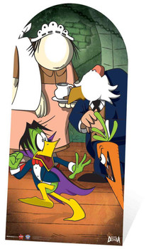 Count Duckula Stand in Cardboard Cutout / Standup / Standee