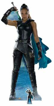 Valkyrie from Thor: Ragnarok Official Marvel Lifesize Cardboard Cutout
