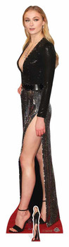 Sophie Turner Red Carpet Lifesize Cardboard Cutout / Standee