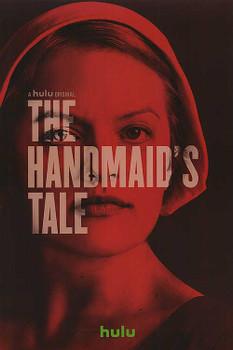 The Handmaid's Tale - Rare Original Hulu TV Poster