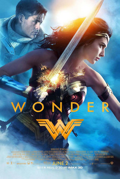 Wonder Woman Original Movie Poster – Wonder Final Style