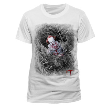 IT Pennywise Hidden Official Movie Licensed T-Shirt Halloween