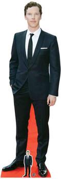 Benedict Cumberbatch Red Carpet Lifesize Cardboard Cutout / Standee