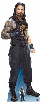 Roman Reigns WWE Lifesize Cardboard Cutout