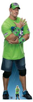 John Cena 'You Can't See Me' Hand WWE Lifesize Cardboard Cutout