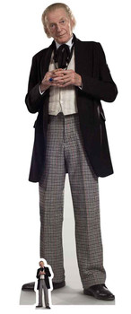 David Bradley The First Doctor Who Lifesize Cardboard Cutout / Standup