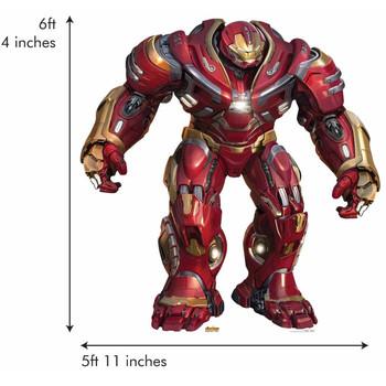 Hulkbuster 2.0 Avengers Infinity War Giant Cardboard Cutout / Standup