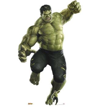 The Hulk Avengers Infinity War Giant Cardboard Cutout / Standup