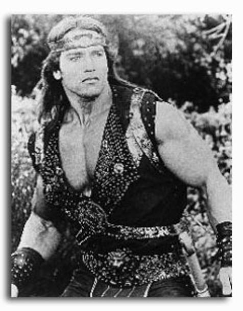 (SS145496) Arnold Schwarzenegger  Red Sonja Movie Photo