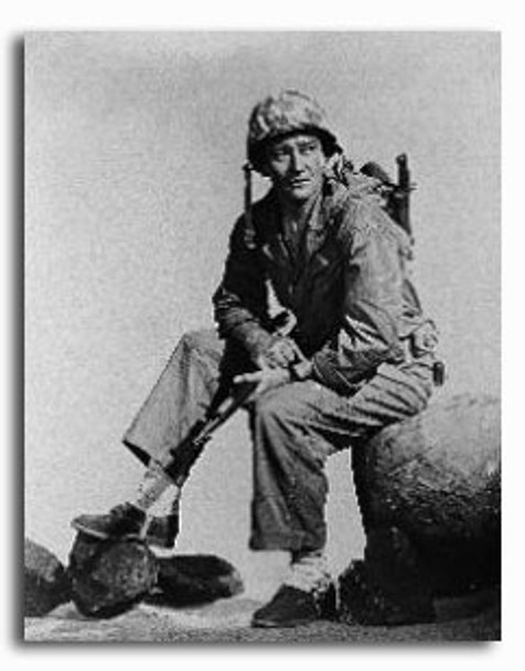 (SS150982) John Wayne  Sands of Iwo Jima Movie Photo