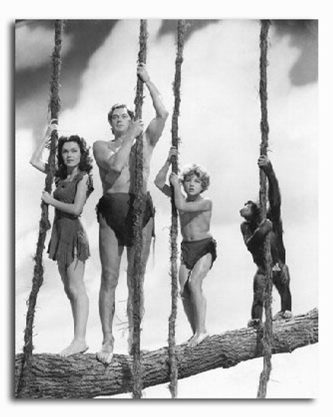 (SS153582) Cast   Tarzan Finds a Son! Movie Photo