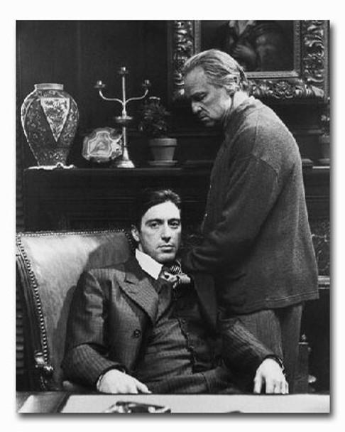 (SS170040) Cast   The Godfather Movie Photo