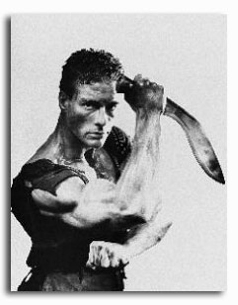 (SS176059) Jean-Claude Van Damme Movie Photo