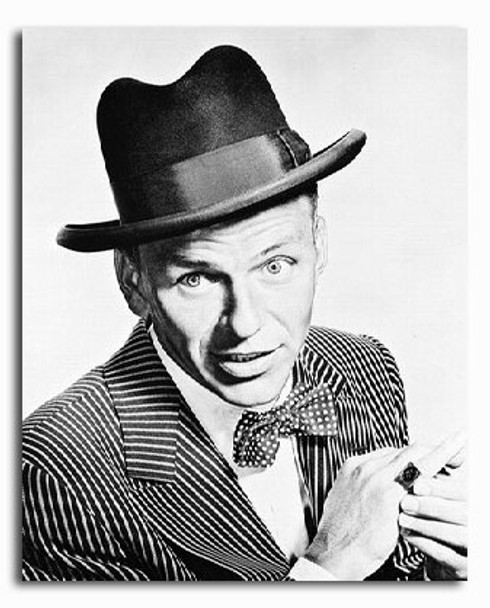 (SS178373) Frank Sinatra  Guys and Dolls Music Photo