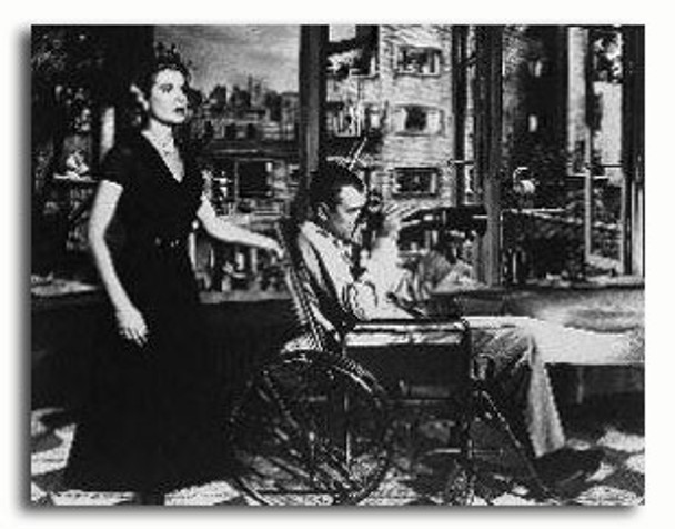 (SS190060) Cast   Rear Window Movie Photo