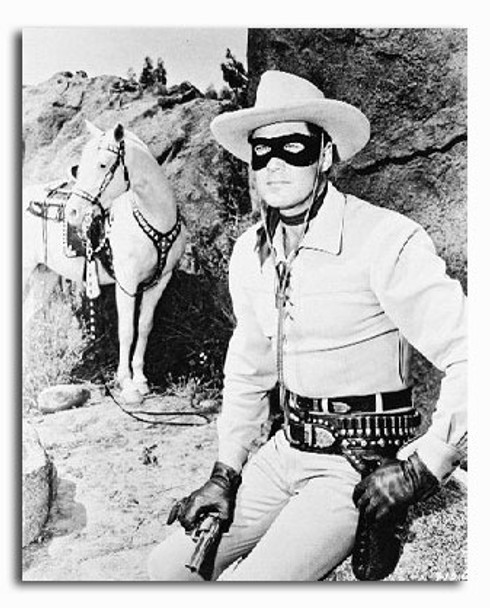 (SS194012)  The Lone Ranger Movie Photo