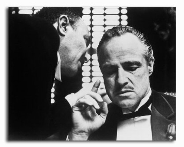(SS202956) Marlon Brando  The Godfather Movie Photo