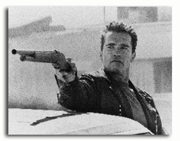 (SS211614) Arnold Schwarzenegger  Terminator 2: Judgment Day Movie Photo