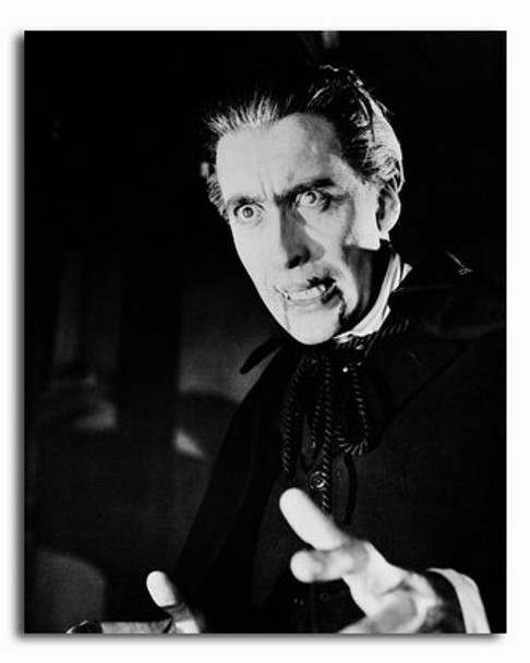 (SS212849) Christopher Lee  Dracula Has Risen  Movie Photo