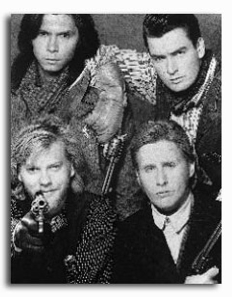 (SS222313) Cast   Young Guns Movie Photo