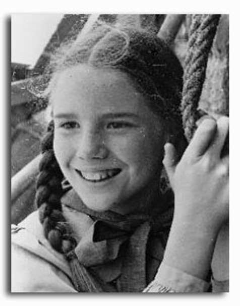 (SS2089724) Melissa Gilbert  Little House on the Prairie Television Photo