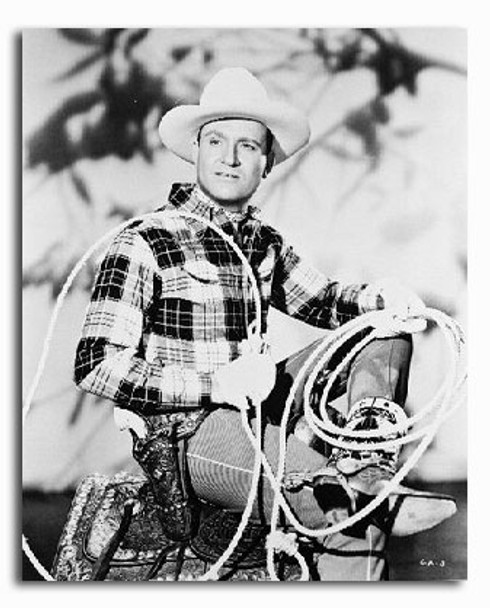 (SS2099279) Gene Autry Movie Photo
