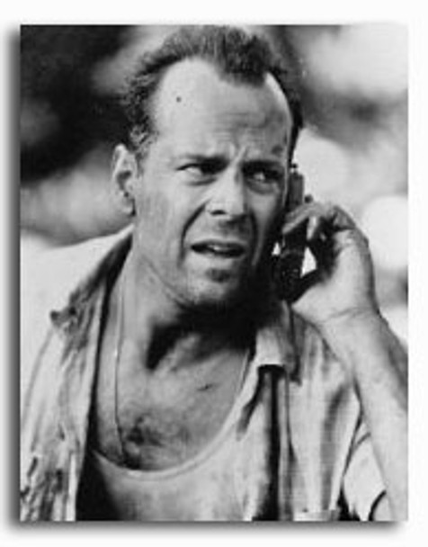(SS2103556) Bruce Willis  Die Hard: With a Vengeance Music Photo