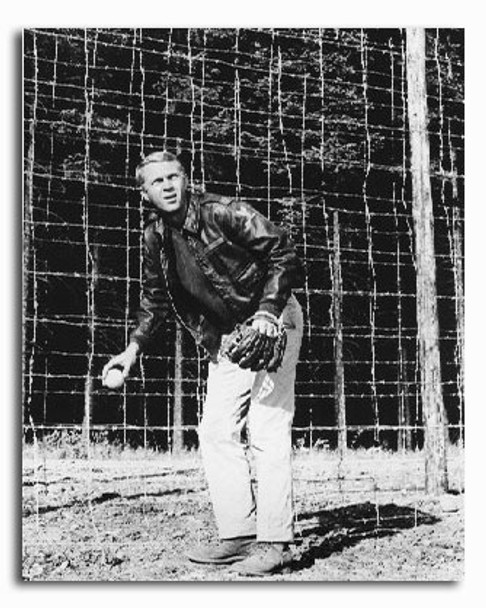 (SS2109718) Steve McQueen  The Great Escape Movie Photo