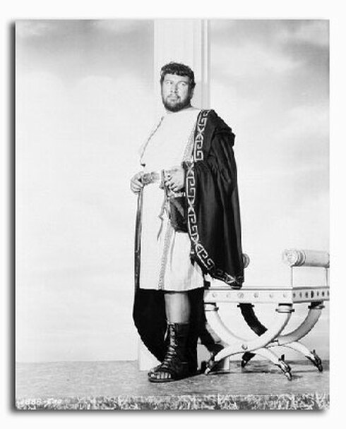 (SS2125604) Peter Ustinov  Spartacus Movie Photo