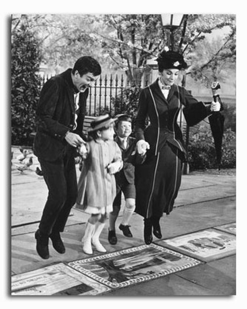 (SS2131311) Julie Andrews  Mary Poppins Movie Photo