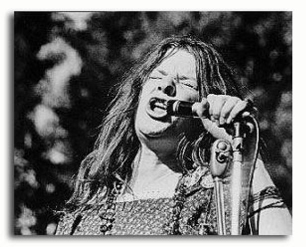 (SS2136966) Janis Joplin Music Photo